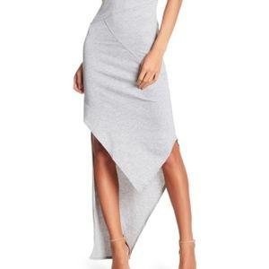 Go Couture Maxi Dress Asymmetrical
